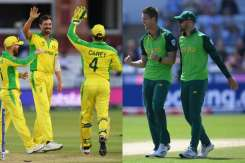2019 World Cup: Australia look to remain on top but South Africa look to upset