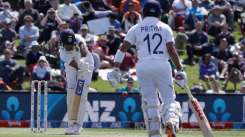 Live Score India vs New Zealand, 2nd Test, Day 1: Mayank
