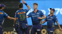 SRH vs MI Live Score IPL 2021: Mumbai on top as asking-rate mounts for Hyderabad