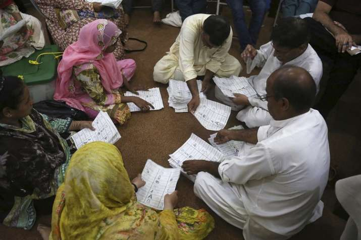 Pakistan elections results LIVE udates