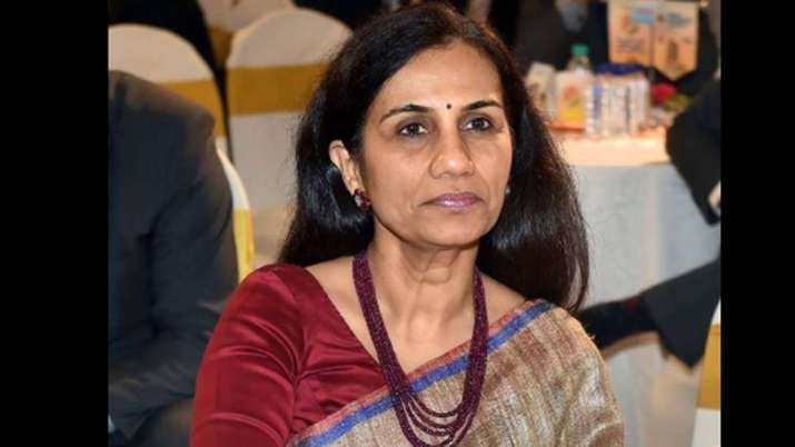 ICICI managing director and CEO Chanda Kochhar