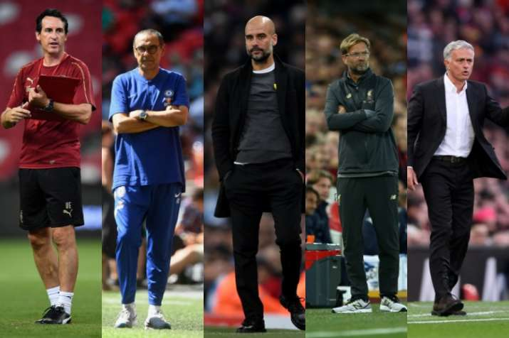 EPL Top Five team 2018-2019