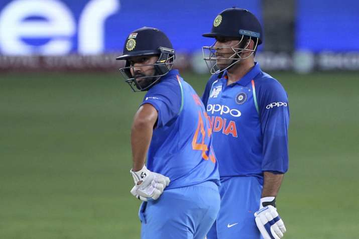 Rohit Sharma compares himself to Mahendra Singh Dhoni, says he is as calm as former captain