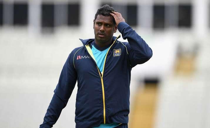 Sri Lanka Cricket, Angelo Mathews, Dinesh Chandimal