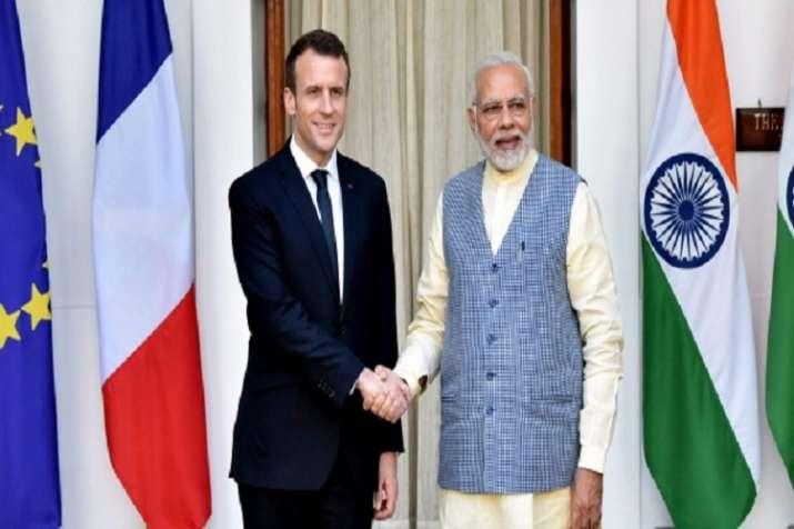 Rafale deal Emmanuel Macron statement