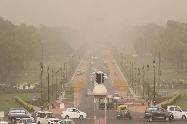 The eight areas in Delhi that recorded severe air quality