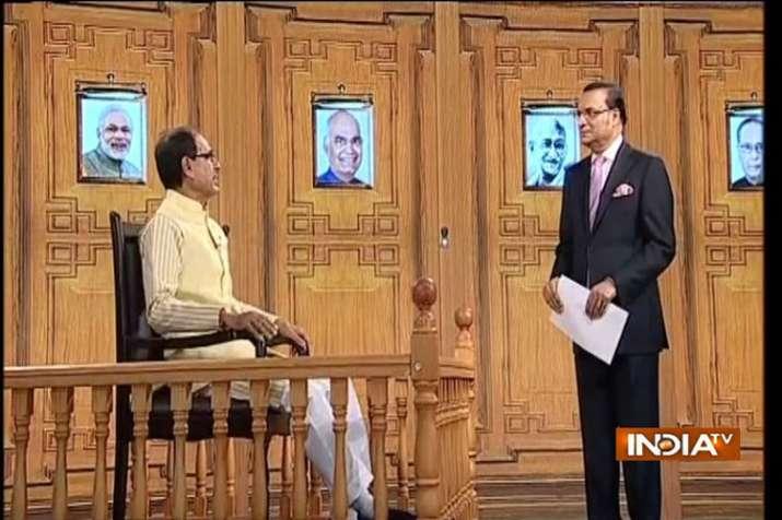 Shivraj Singh Chouhan Aap Ki Adalat