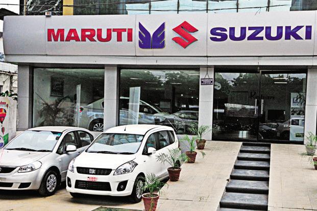 Maruti posts marginal decline in Sep sales