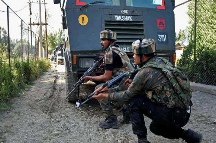Six terrorists killed in Anantnag encounter