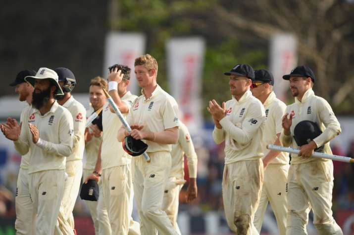 England tour of Sri Lanla