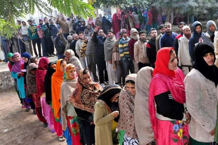 J-K panchayat polls LIVE: Voting underway for 5th phase of