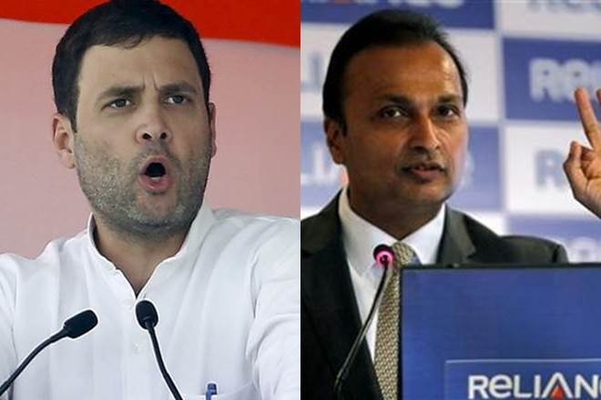 Rafale deal: Rahul Gandhi accuses Dassault of paying