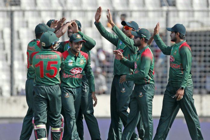 West Indies tour of Bangladesh