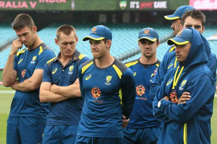 Michael Vaughan adds insult to Australia's injury