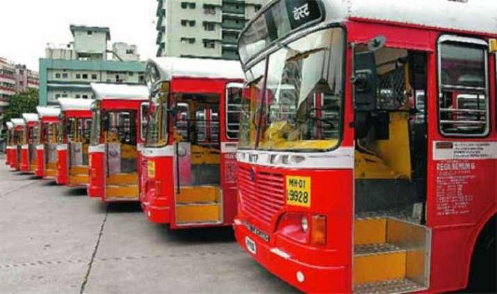 Buses strike