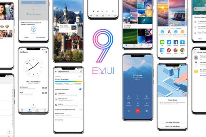 Huawei set to roll out Android Pie-based 'EMUI 9.0' in India starting from next week