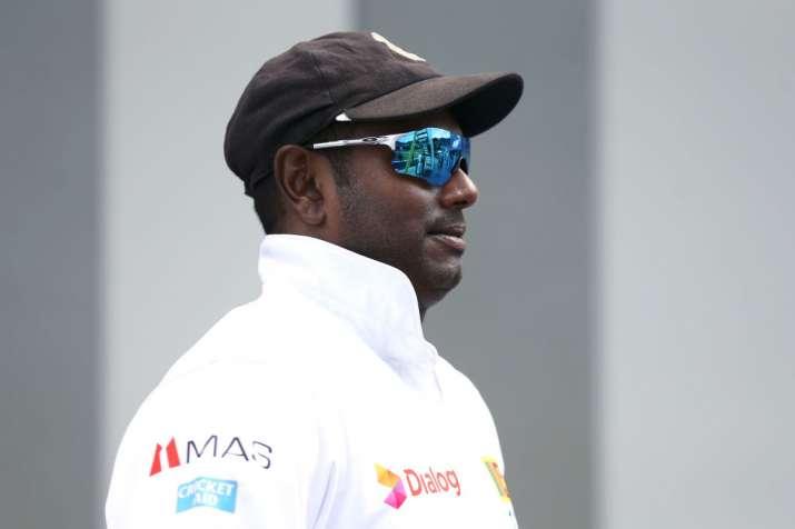 Sri Lanka's Angelo Mathews to miss Australia Tests due to injury