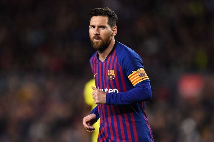 Spanish court dismisses suit against Lionel Messi for breach of contract