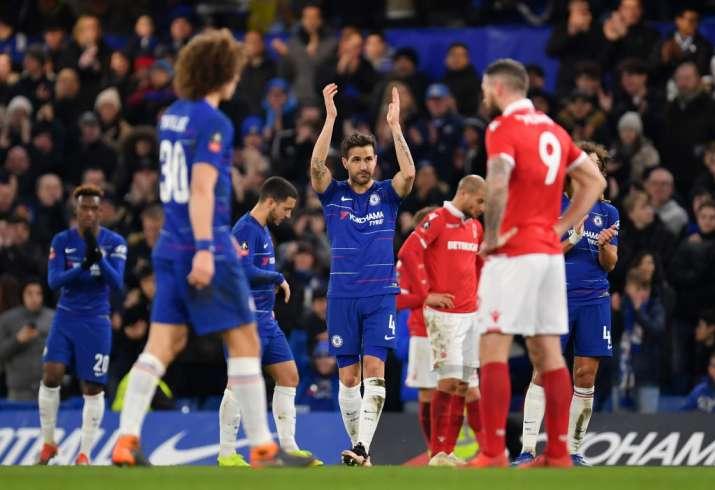FA Cup, Chelsea