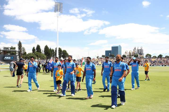 Team India claim first win on Republic Day; Kohli and Co set new record in New Zealand