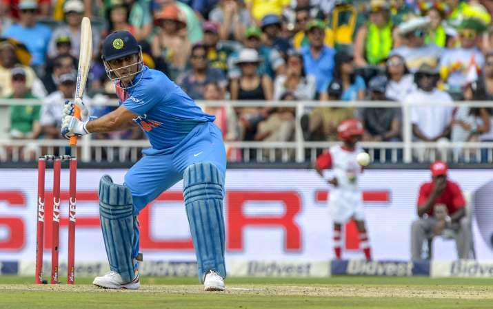 2019 World Cup, MS Dhoni