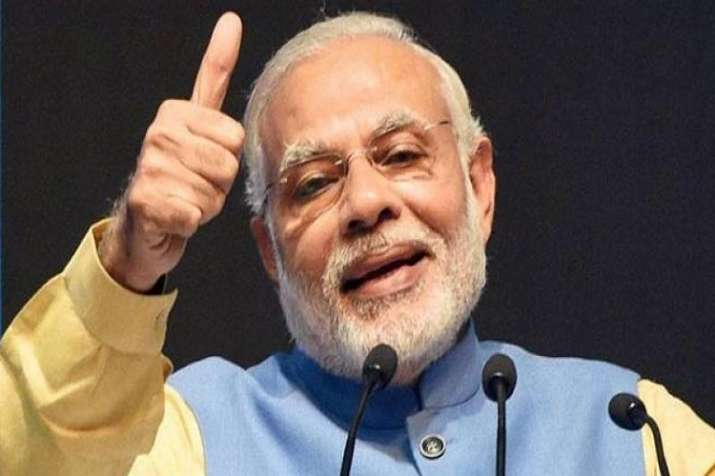 Prime Minister Narendra Modi Monday posted a brief video