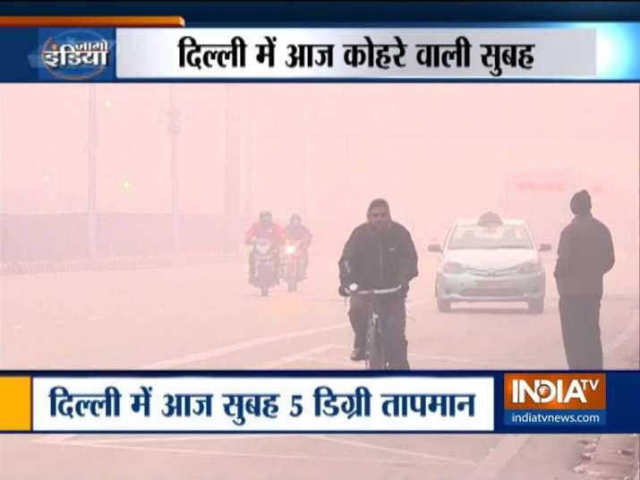 Dense fog envelops national capital,