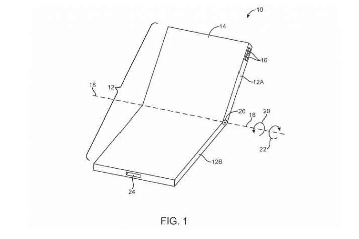 New Apple patent hints at a flexible display iPhone