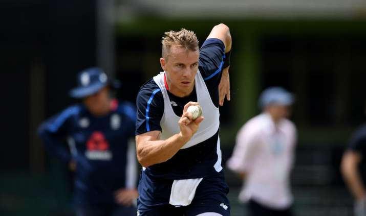 Tom Curran hopes to secure place in England's World Cup squad