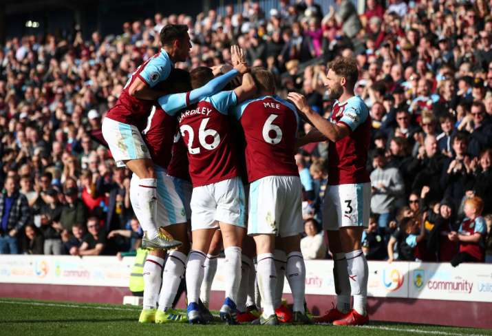 Burnley edge Tottenham 2-1 on Kane's return