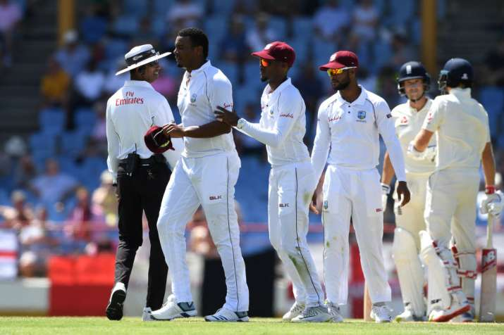 ICC charges West Indies' Shannon Gabriel over anti-gay slur