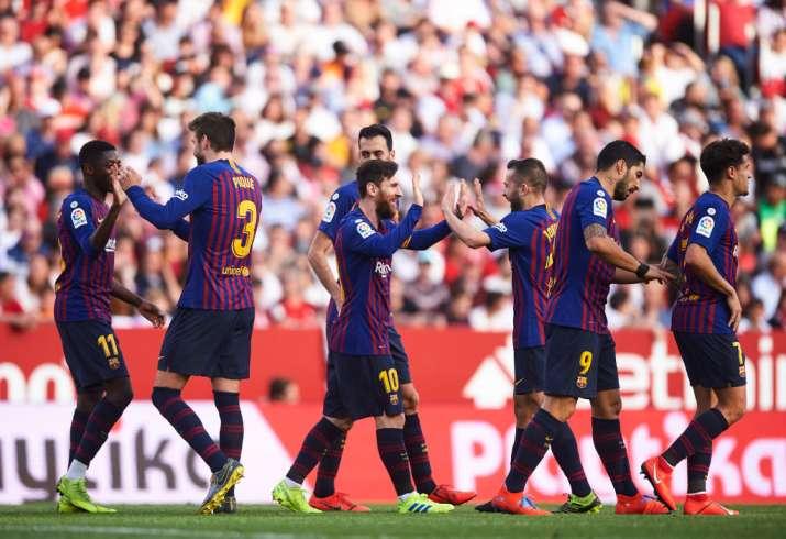 La Liga, Lionel Mess