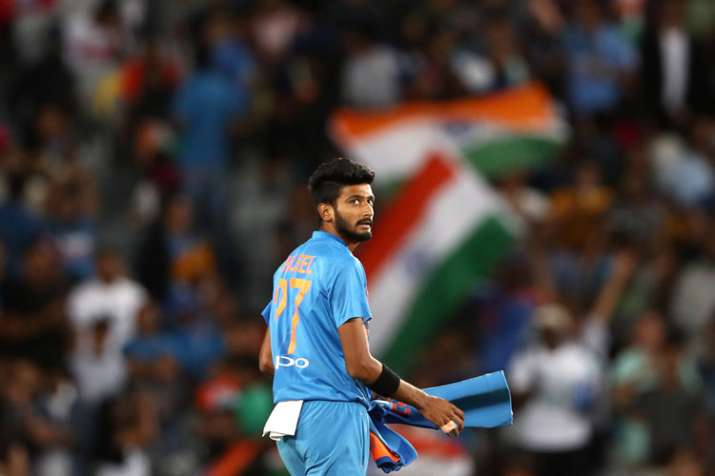 Khaleel, Saini, Chahar, Avesh to be India's net bowlers in World Cup