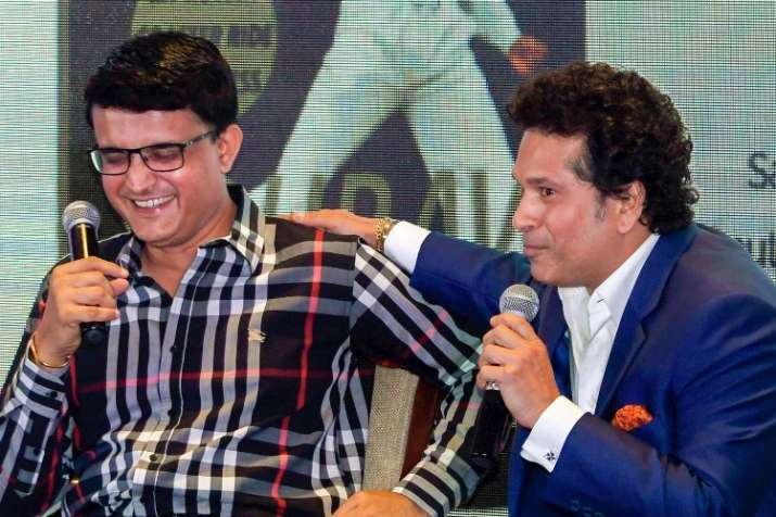 Sachin wants 2 points, I want World Cup: Sourav Ganguly