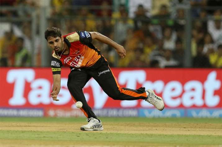 IPL 2019: Workload management will come into effect in 2nd phase of the tournament, says Bhuvneshwar