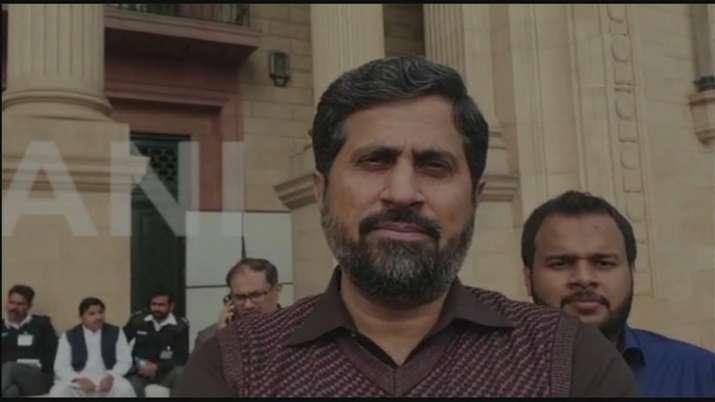 Pakistan's Punjab Information and Culture Minister Fayyazul Hassan Chohan