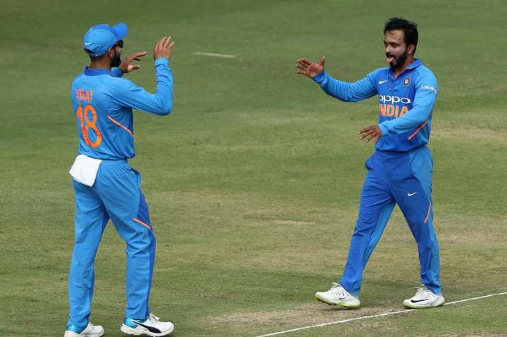 Captain backed me in my tough phase, it's payback time now: Kedar Jadhav