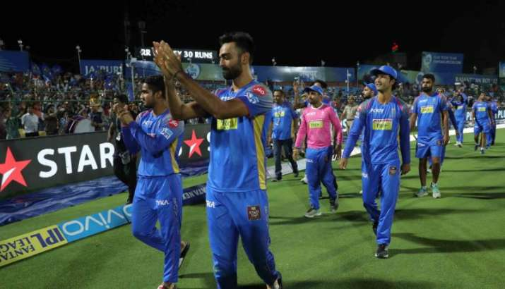IPL 2019: Rajasthan Royals' camp gets underway