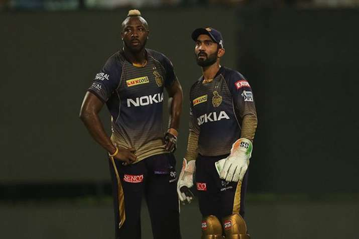 IPL 2019: KKR star Andre Russell doubtful for RCB clash after injury