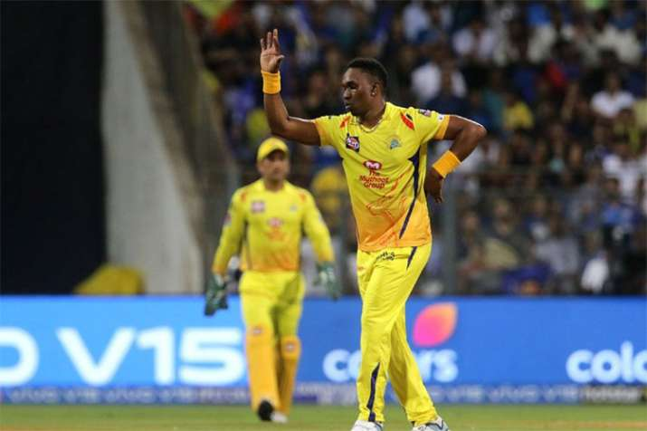 IPL 2019: Huge blow for CSK as hamstring injury rules out Dwayne Bravo for two weeks