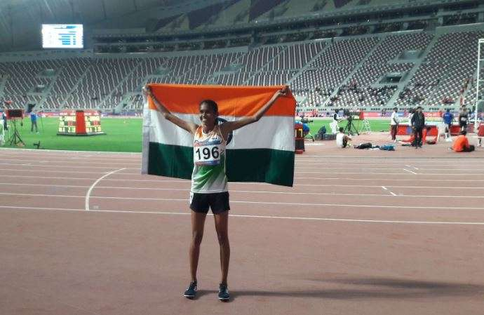 PU Chitra win India's 3rd gold in Asian Athletics Championships