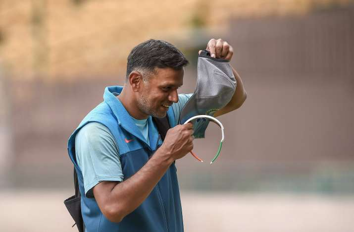 India is well equipped going into the World Cup: Rahul Dravid