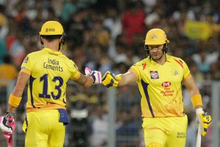 Watson's blitzkrieg powers Chennai to 6-wicket win over Hyderabad