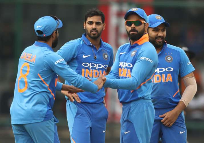 2019 ICC World Cup Indian cricket team