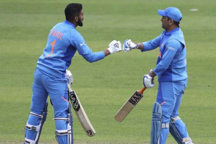 KL Rahul, MS Dhoni, Indian cricket team, 2019 ICC World Cup