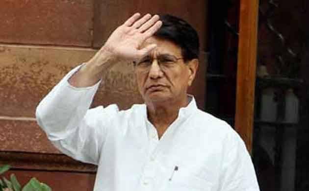 Rashtriya Lok Dal UP president Masood Ahmad