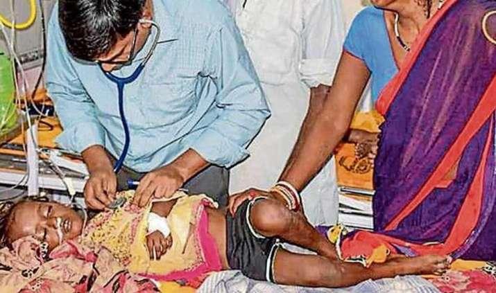 Bihar encephalitis outbreak