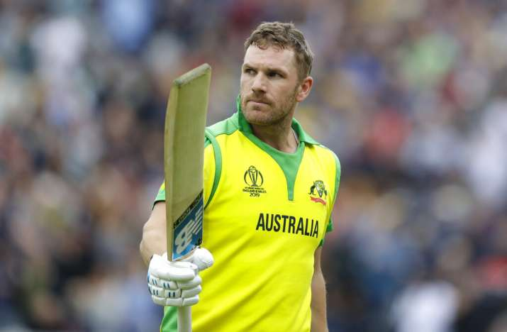 2019 World Cup, AUS vs SL, Aaron Finch