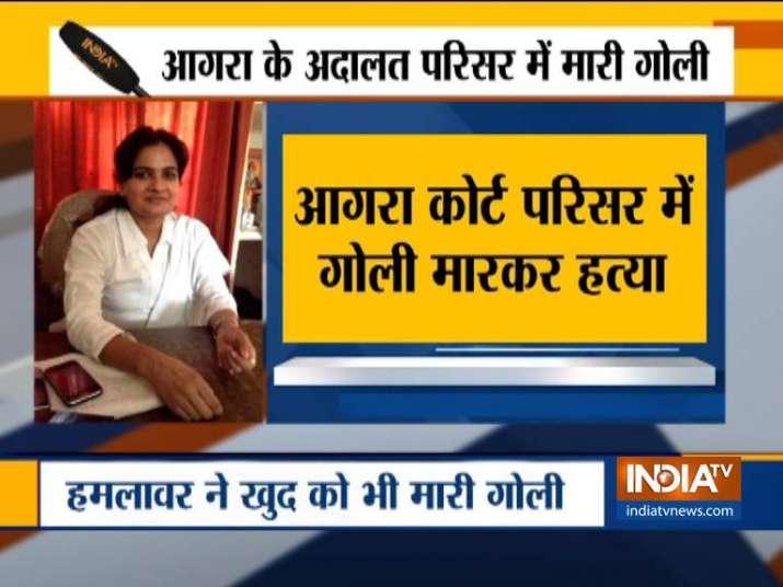 Darvesh Yadav, first female president of UP bar council,