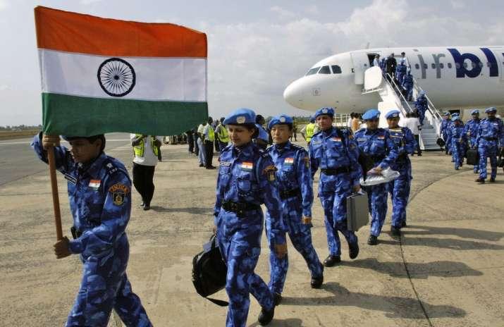 India sends fresh women CAPF contingent for UN duties in